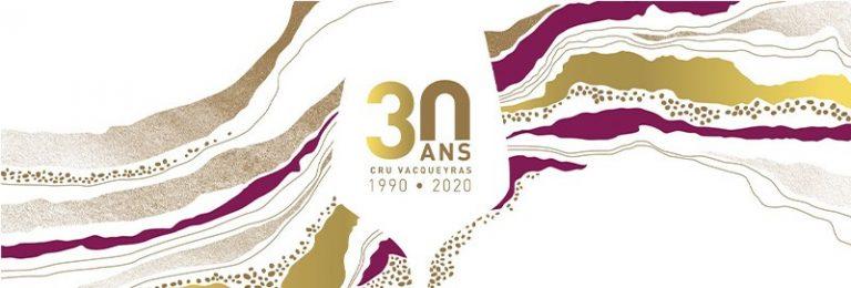 30 ans du cru Vacqueyras les 12 et 13 juin 2020