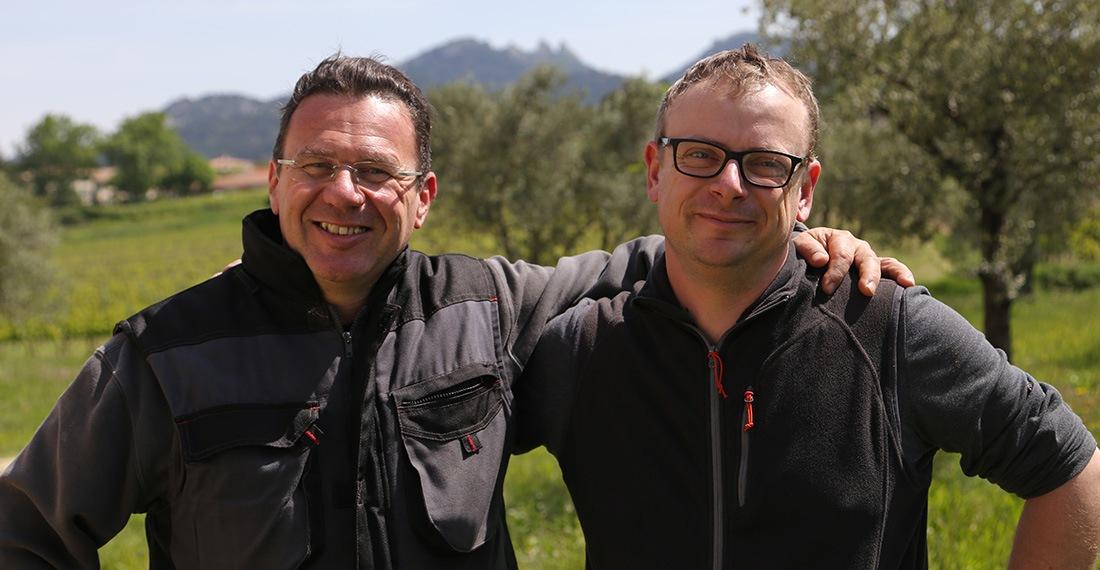 Jean-Michel et Frédéric VACHE